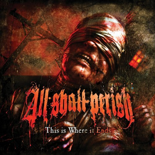 All Shall Perish This Is Where It Ends Deluxe Ed.