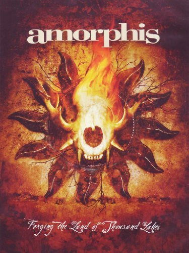 Amorphis Forging The Land Of Thousand L 2 DVD