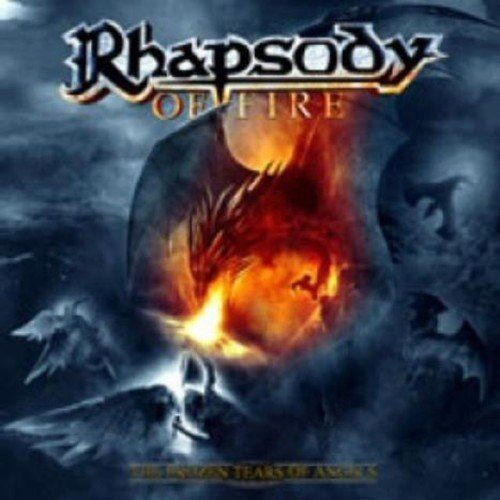Rhapsody Of Fire Frozen Tears Of Angels Import Eu Frozen Tears Of Angels