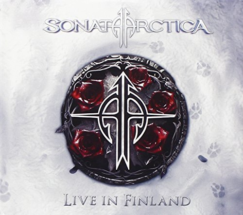 Sonata Arctica Live In Finland 2 CD 2 DVD
