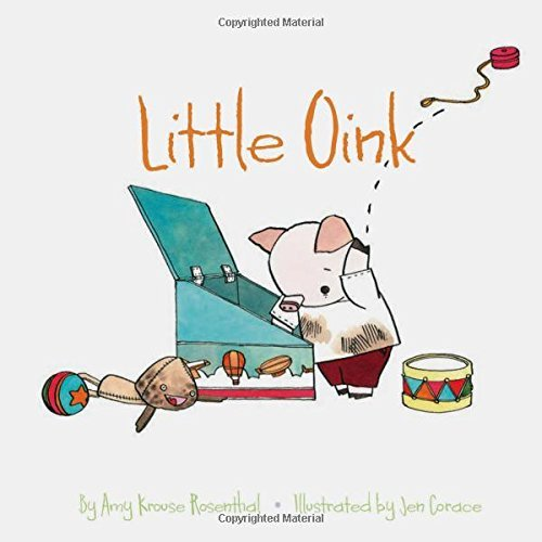 Amy Krouse Rosenthal Little Oink