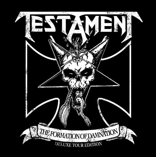 Testament Formation Of Damnation 2 CD