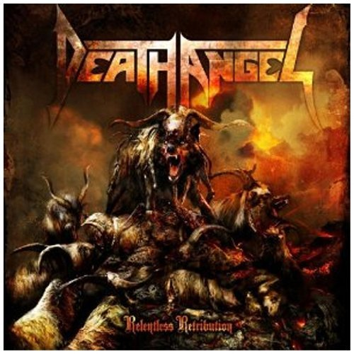 Death Angel Relentless Retribution