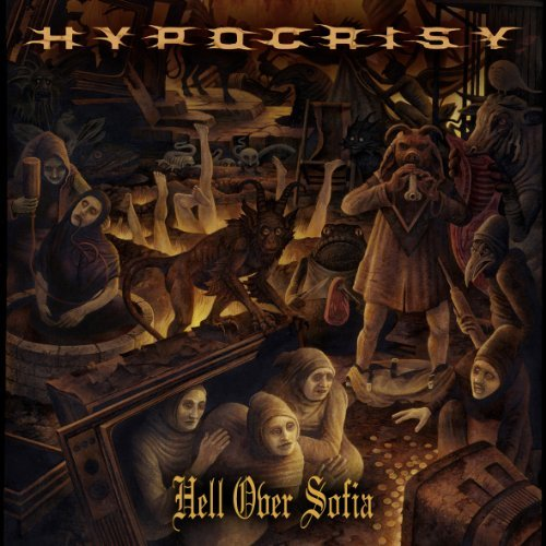 Hypocrisy Hell Over Sofia 20 Years 2 CD Incl. DVD
