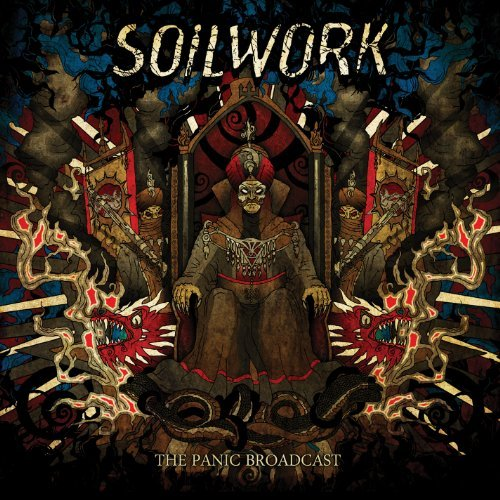 Soilwork Panic Broadcast Deluxe Ed. Incl. DVD