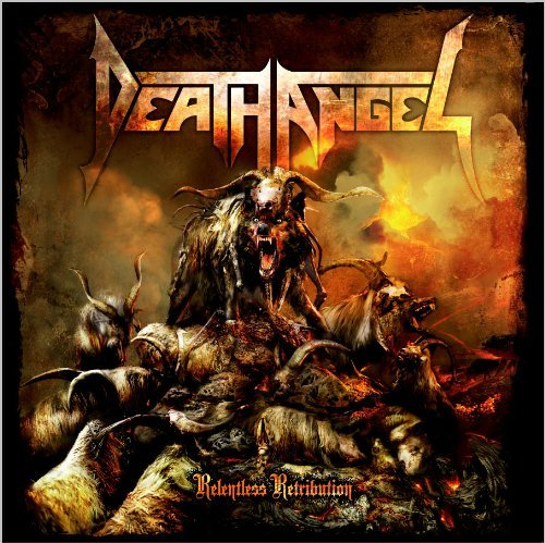 Death Angel Relentless Retribution Deluxe Ed. Incl. DVD