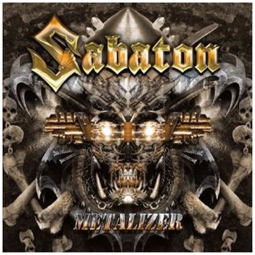 Sabaton Metalizer Import Gbr 2 CD