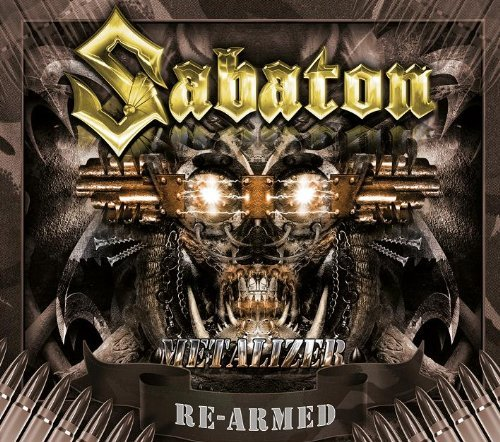Sabaton Metalizer (re Armed) 2 CD