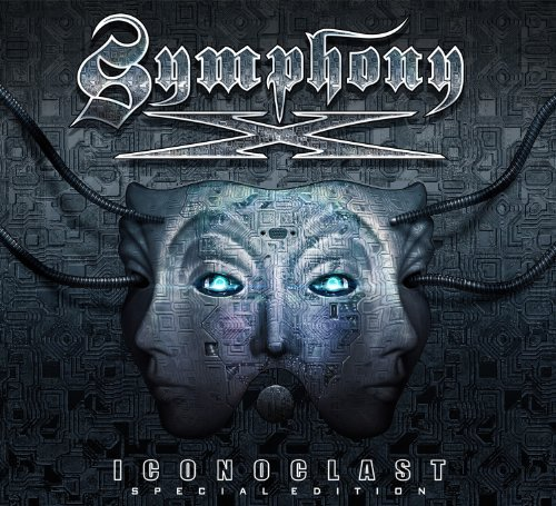 Symphony X Iconoclaust Deluxe Edition