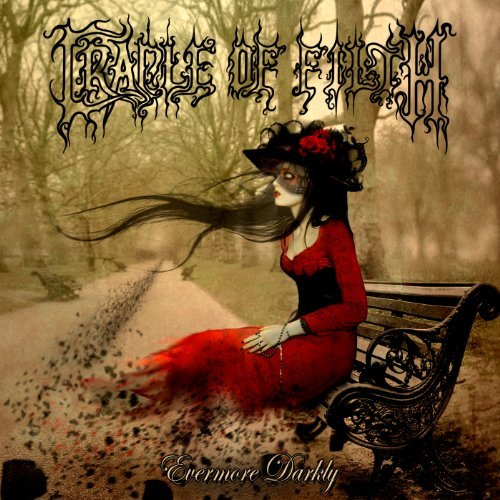 Cradle Of Filth Evermore Darkly Incl. DVD