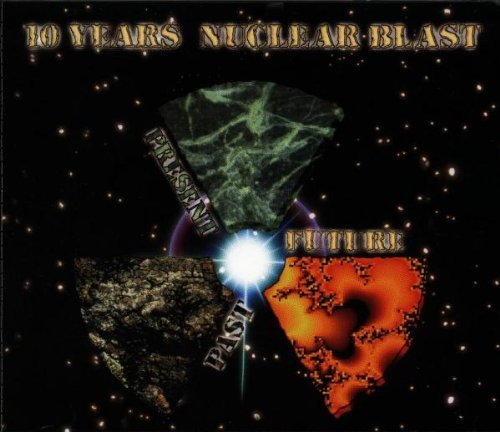 Voyager The Nuclear Blast 10 Y Voyager The Nuclear Blast 10 Y Meshuggah Dismember Therion 3 CD Set