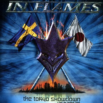 In Flames Tokyo Showdown Live