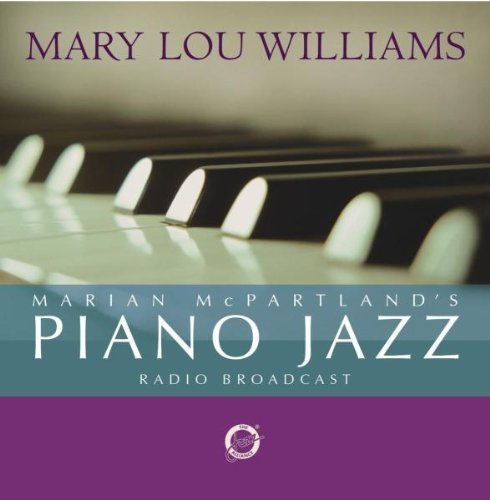Williams Mcpartland Marian Mcparland's Piano Jazz CD R