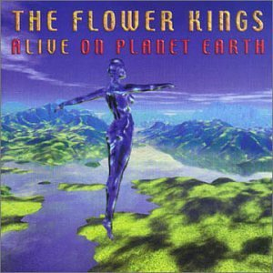 Flower Kings Alive On Planet Earth 2 CD
