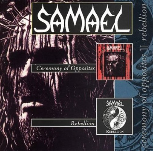 Samael Ceremony Of Opposites Rebellio Incl. Booklet 2 On 1