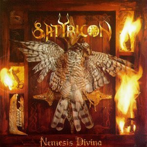 Satyricon Nemesis Divina Incl. 20 Pg. Color Booklet