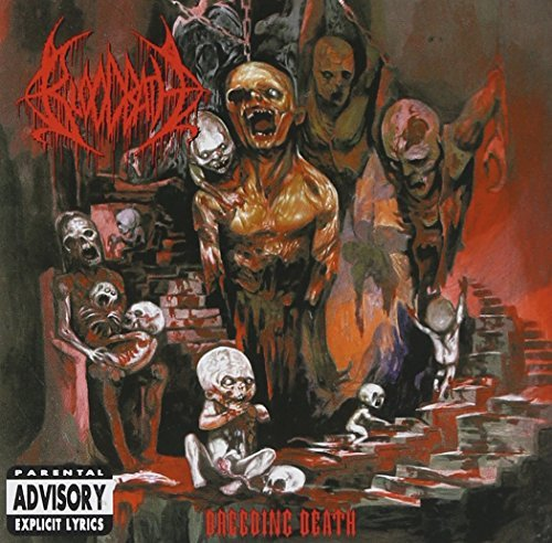 Bloodbath Breeding Death Ep