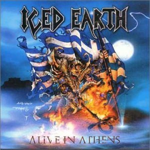 Iced Earth Alive In Athens 2 CD