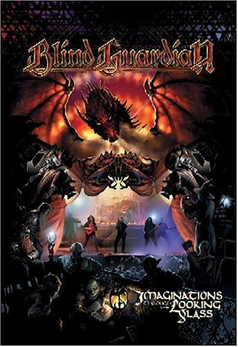 Blind Guardian Imaginations Through The Looki 2 DVD
