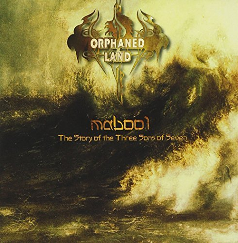 Orphaned Land Mabool Incl. Bonus CD