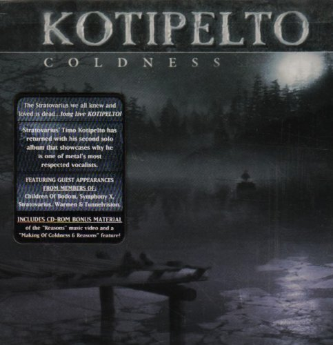 Kotipelto Coldness Enhanced CD