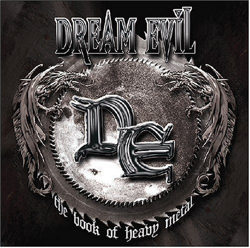Dream Evil Book Of Heavy Metal Enhanced CD Incl. Bonus DVD