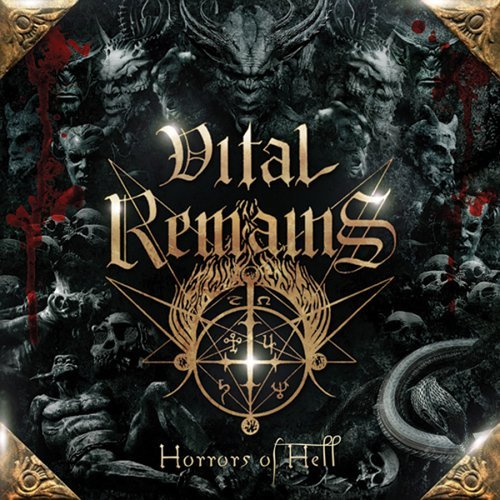 Vital Remains Horrors Of Hell