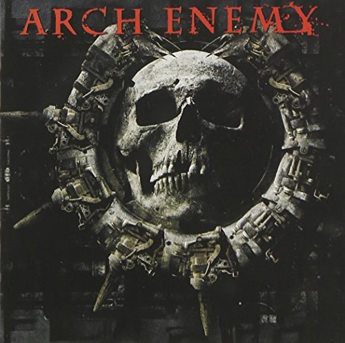 Arch Enemy Doomsday Machine Enhanced CD