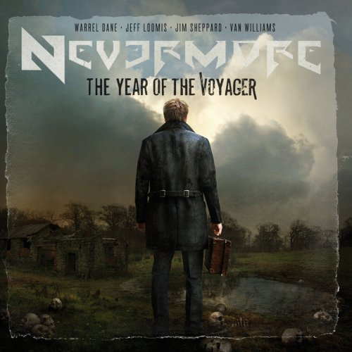 Nevermore Year Of The Voyager 2 DVD