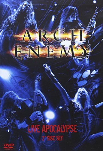 Arch Enemy Live Apocalypse DVD
