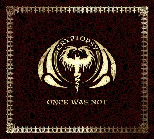 Cryptopsy Once Was Not Enhanced CD Lmtd Ed. Digipak