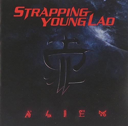 Strapping Young Lad Alien Enhanced CD