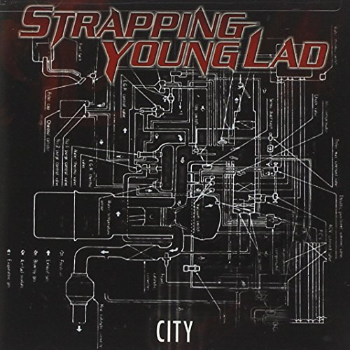 Strapping Young Lad City