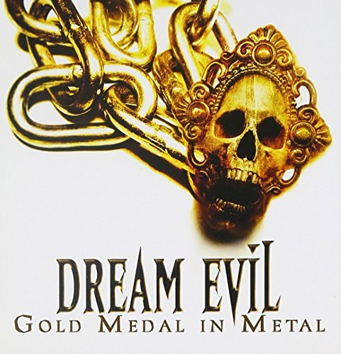 Dream Evil Gold Medal In Metal 2 CD Set