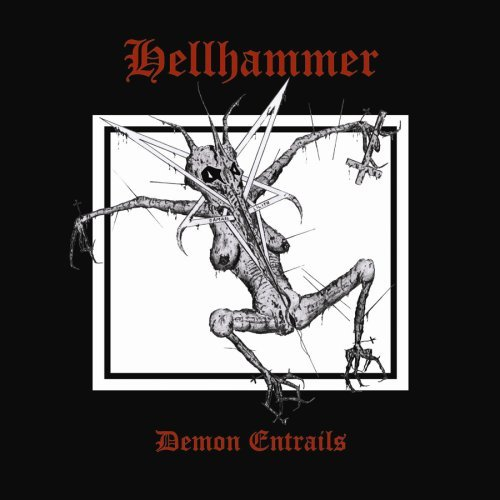 Hellhammer Demon Entrails 2 CD
