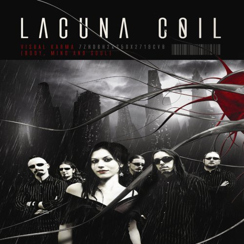 Lacuna Coil Visual Karma Body Mind Soul 2 DVD