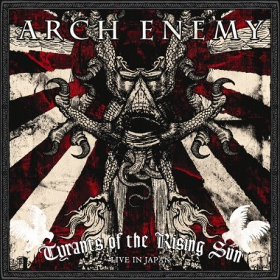 Arch Enemy Tyrants Of The Rising Sun 2 CD