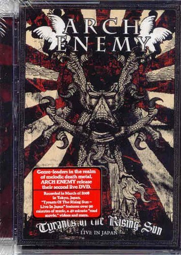 Arch Enemy Tyrants Of The Rising Sun