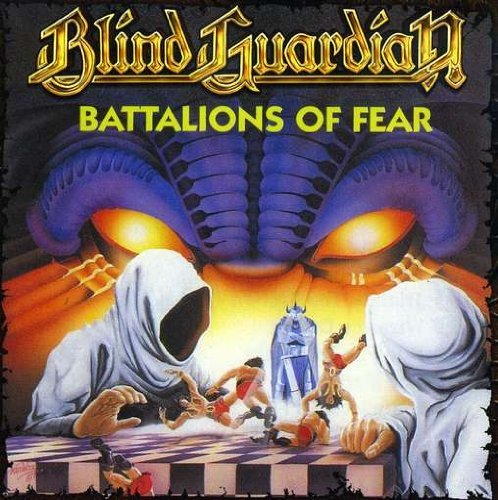 Blind Guardian Battalions Of Fear (re Issue)