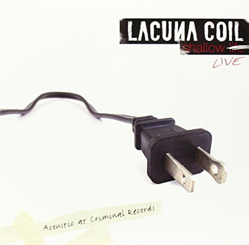Lacuna Coil Shallow Live Acoustic At Crimi Lmtd Ed. 7 Inch Single