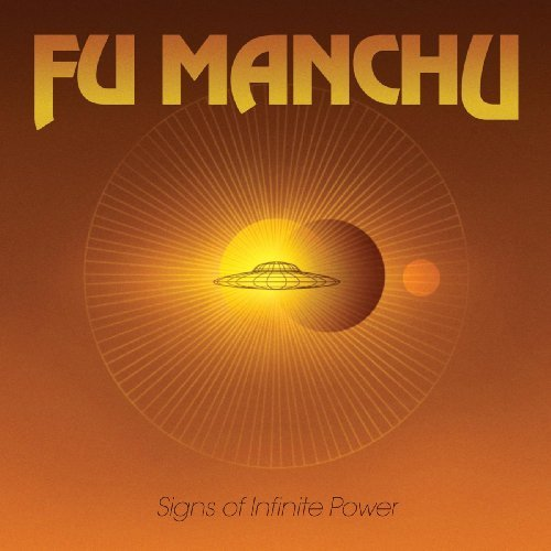 Fu Manchu Signs Of Infinite Power
