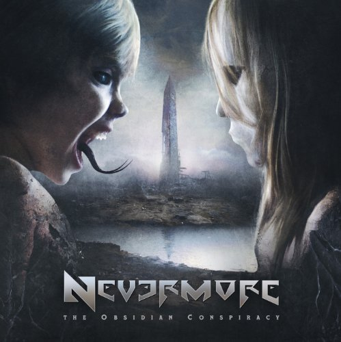Nevermore Obsidian Conspiracy Deluxe Ed.
