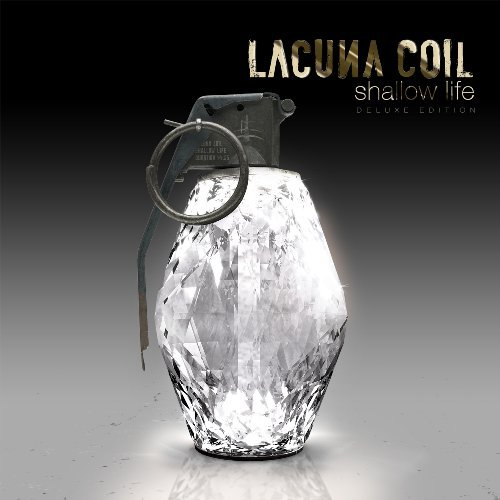 Lacuna Coil Shallow Life Deluxe Ed. 2 CD