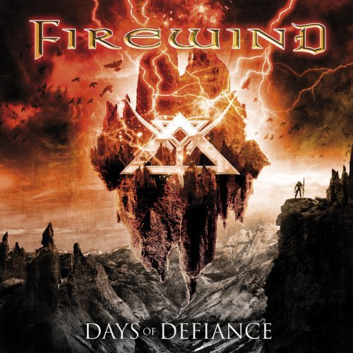Firewind Days Of Defiance