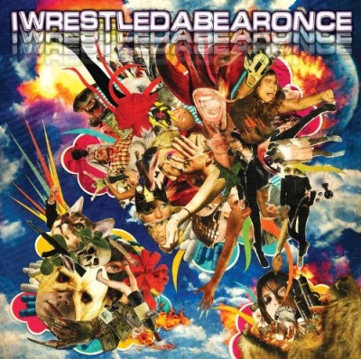 Iwrestledabearonce It's All Happening 2 CD Incl. DVD