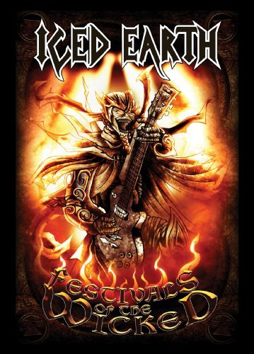 Iced Earth Festivals Of The Wicked 2 DVD