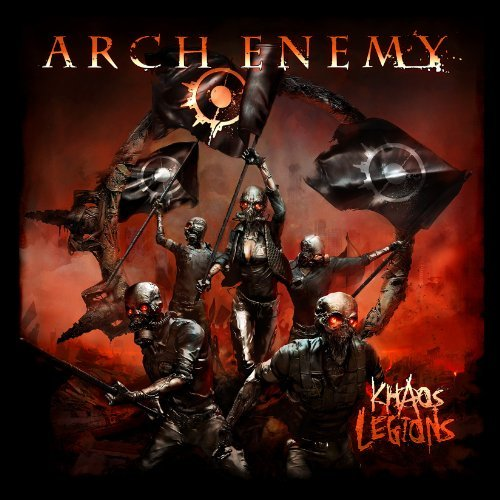 Arch Enemy Khaos Legions Deluxe Ed. 2 CD