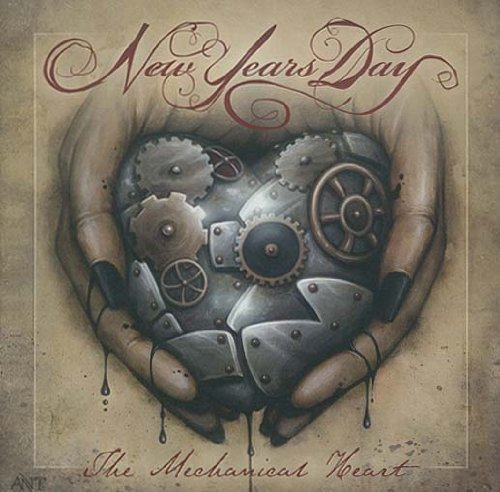 New Years Day Mechanical Heart Ep