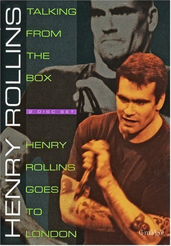 Henry Rollins Talking From The Box