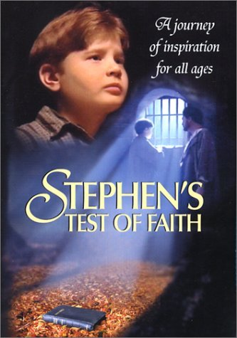 Stephen's Test Of Faith Stephen's Test Of Faith DVD R Nr